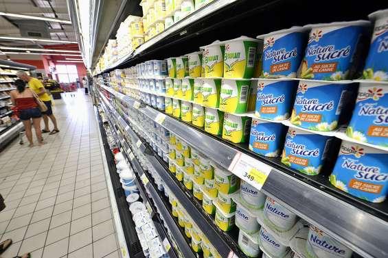 Les importations de yaourts vont être facilitées
