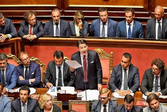 L'Italie momentanément sans gouvernement