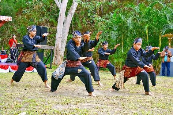 La journée récréative des Indonésiens, c'est dimanche