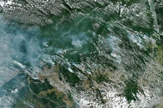 Incendies en Amazonie : Bolsonaro en ligne de mire