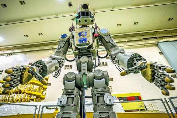 La Russie lance son premier robot humanoïde vers l'ISS