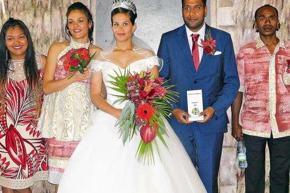 Un mariage a réuni la tribu de Traput
