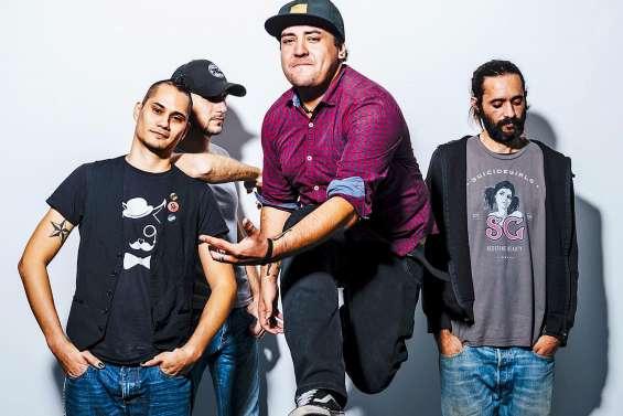 Un groupe de rock calédonien part à l'assaut de l'Australie