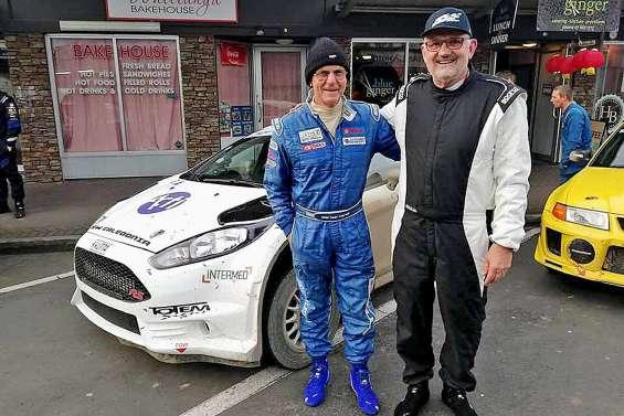 Au championnat de rallye néo-zélandais, quatre Calédoniens dans le top 15