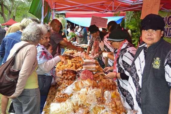5 000 personnes à la Journée indonésienne