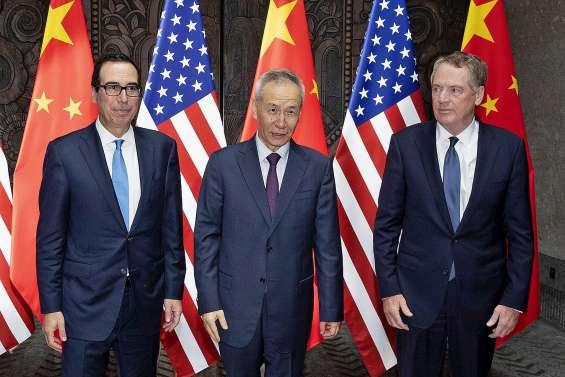 Le négociateur chinois prêt à poursuivre les consultations avec Washington