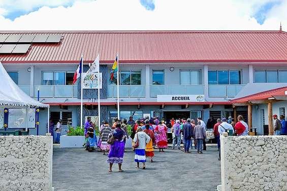 La nouvelle mairie de Maré enfin inaugurée