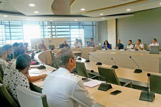 Le CLSPD se réunit en comité restreint