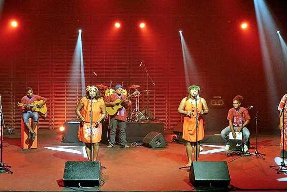 Jyssé, Nayrouz et Edou en concert au centre culturel