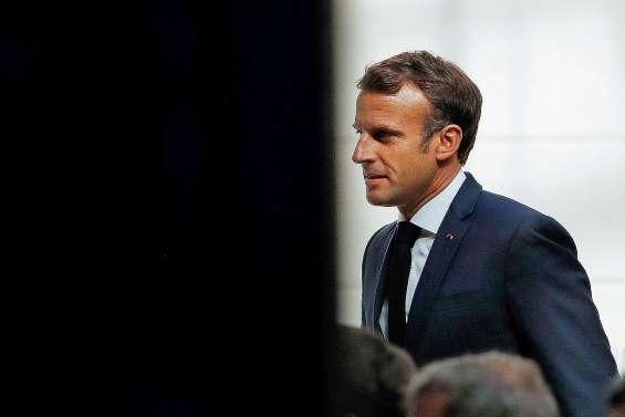Réforme des retraites : Emmanuel Macron remet l'âge sur le métier