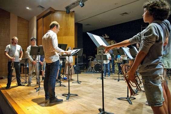 Trombamania assure une master class exceptionnelle au Conservatoire