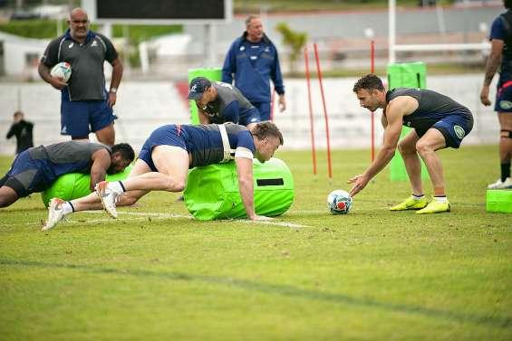 [VIDÉO] La sélection australienne en démonstration au stade Numa-Daly