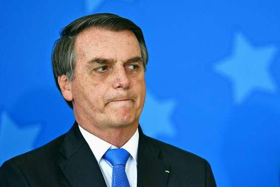 Bolsonaro sème la confusion sur l'aide à l'Amazonie