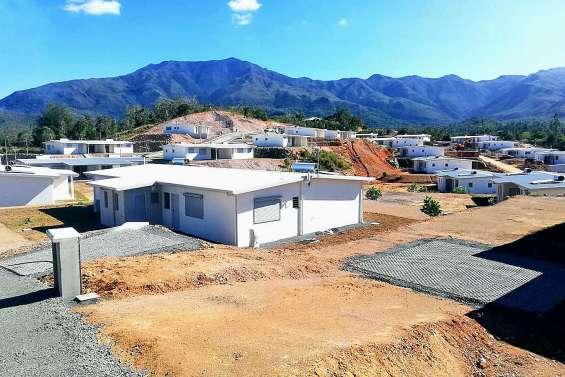 Le FSH finalise la construction de 70 villas au Mont-Mou