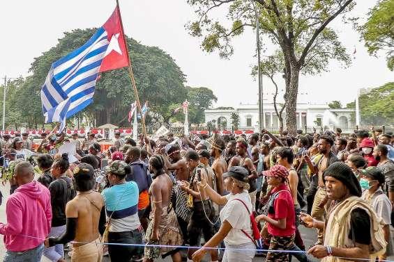 Six manifestants tués dans des affrontements en Papouasie