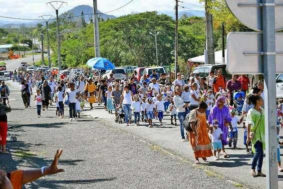 Le carnaval des écoles est de retour à Koné