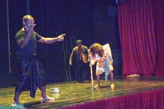 Théâtre et causerie sur Jean Mariotti, au centre socioculturel