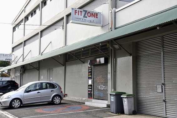 La salle de sport Fitzone, fermée depuis trois semaines, est à vendre