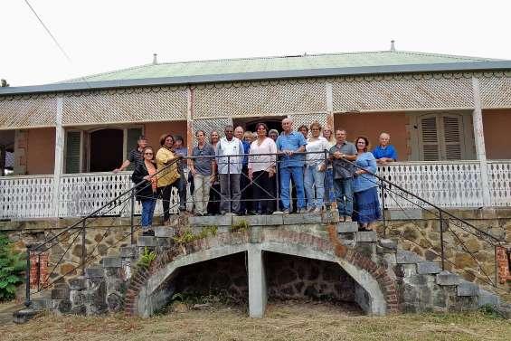 La maison du commandant du pénitencier de La Foa va être réhabilitée