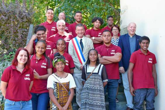 Douze élèves d'Escoffier en immersion dans le bassin grenoblois