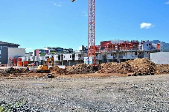 Squats, chantiers, équipements... la Secal fait le point sur Dumbéa centre
