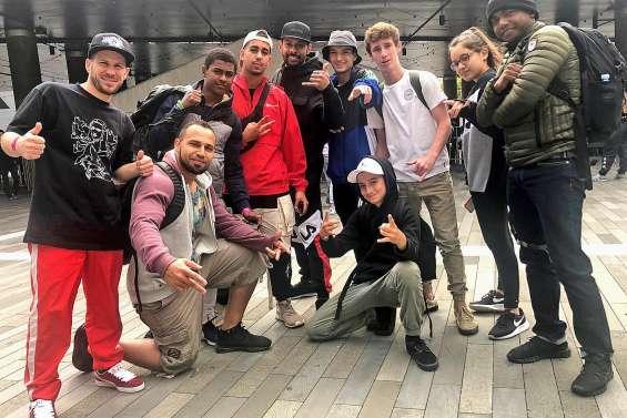 Les danseurs calédoniens ont fait trembler l'Australie