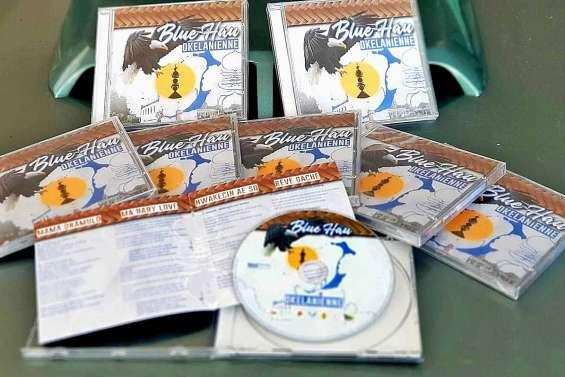 Le groupe Blue Hau sort son sixième album