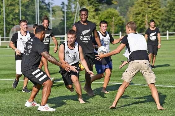 Rugby : les Kiwis préoccupés  par la baisse de la pratique scolaire