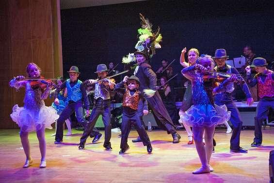 Ose, ou la magie des rêves sur la scène du Conservatoire