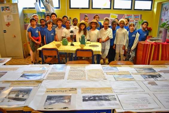 Quatre mois de travaux présentés aux parents d'élèves de Saint-Joseph