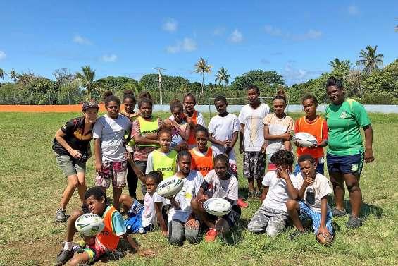 Des rencontres et un entraînement de rugby autour du documentaire Power Meri