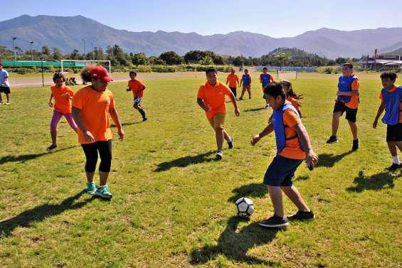 Un tournoi de football pour repérer les jeunes talents