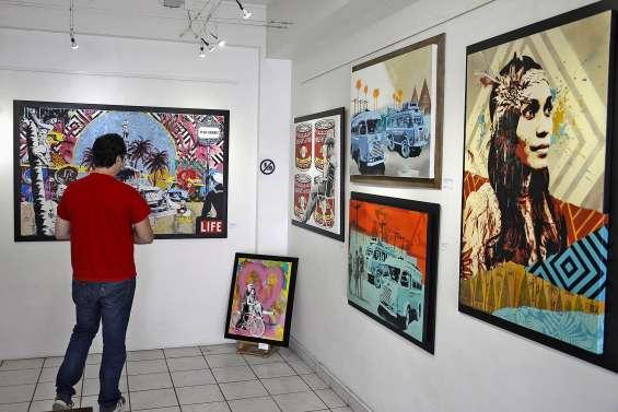 Quatre destinations pour une exposition présentée à la galerie Arte Bello