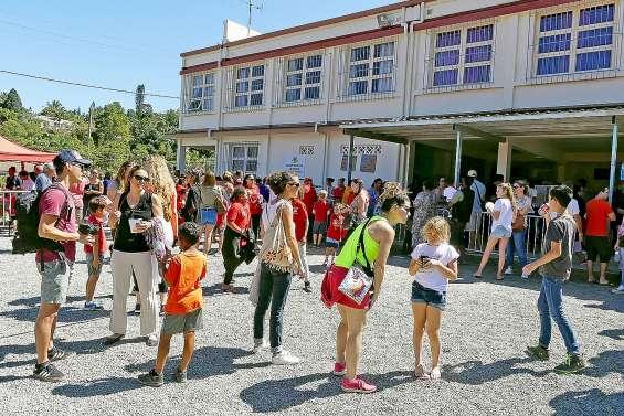 L'école Adolphe-Boutan a fêté ses 50 ans avec ses anciens et leurs souvenirs
