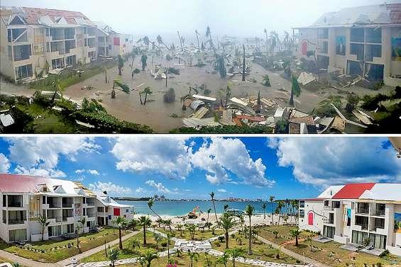 Deux ans après Irma, Saint-Martin souffre encore