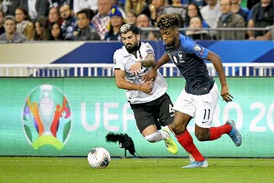 Victorieuse, l'équipe de France se rapproche de l'Euro