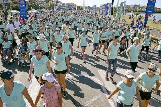 Derrière les 4 kilomètres de course,  les belles histoires de la Nouméenne