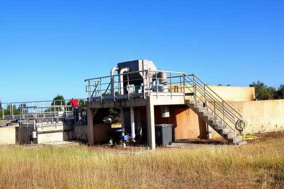 L'extension de la station d'épuration au conseil municipal