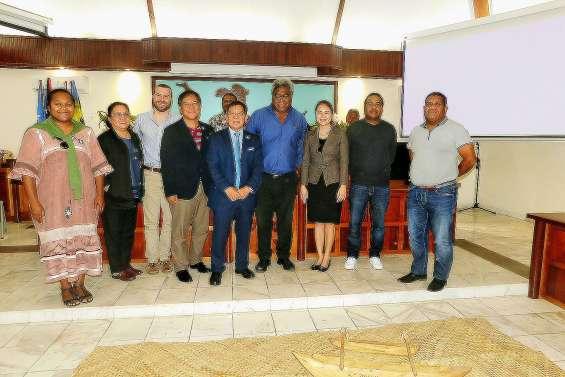 Les Philippines proposent  leur expertise aux Îles