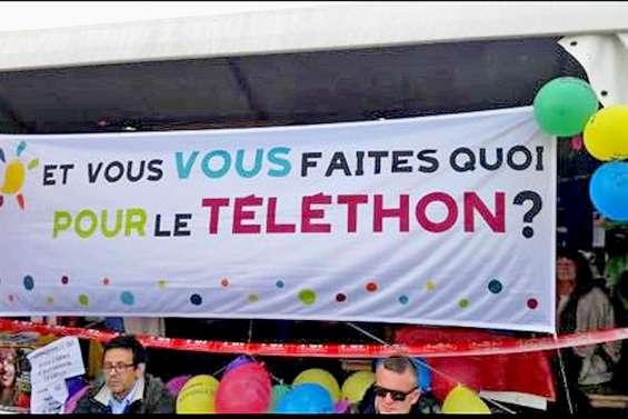 La 25e édition du Téléthon, en décembre, se prépare déjà