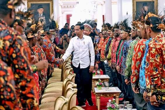 Des dizaines d'arrestationsen Papouasie