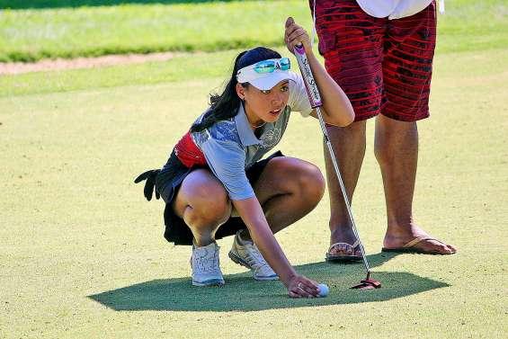 Emilie Ricaud en difficulté pour son premier tournoi au Texas