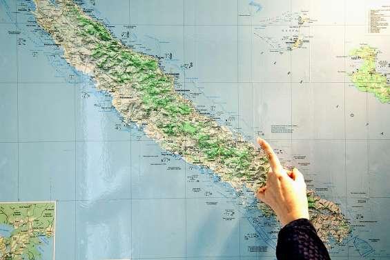 La Calédonie fera partie du Pacific Fusion Center