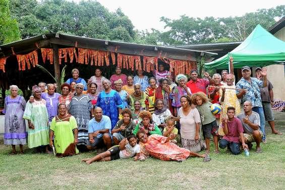 Les anciens conviés par l'association Koné Baco Poindah