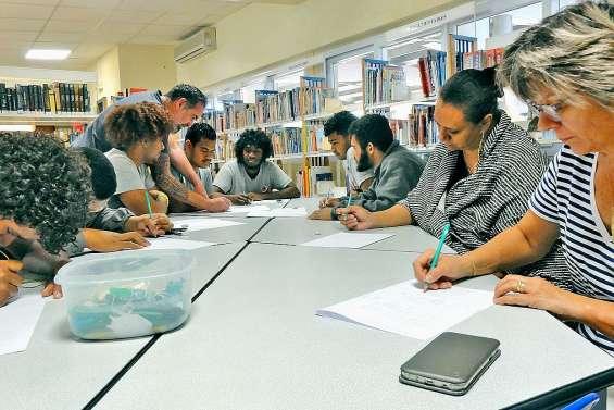 Des lycéens de Champagnat initiés à la bande dessinée