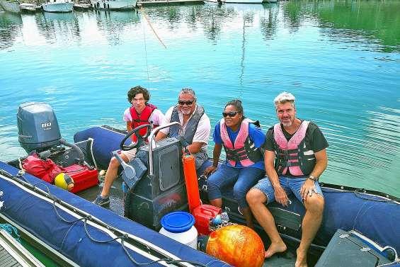 Une préparation au permis côtier