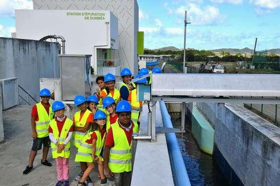 La station d'épuration accueille le public pendant les journées de l'innovation