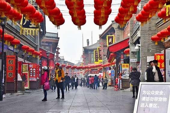 En Chine, on règle avec son visagemême quand on ne paie pas de mine