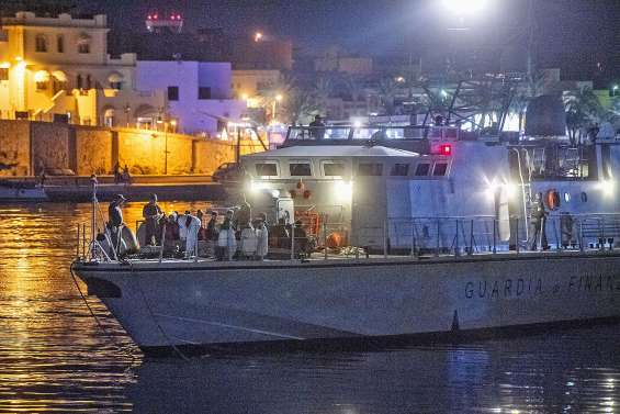 Le nouveau gouvernement italien accepte l'Ocean Viking