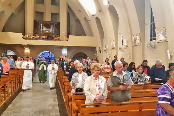 Saint-Vincent-de-Paul a organisé sa quête à la sortie des églises, ce week-end